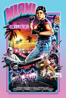 Poster of Miami Connection