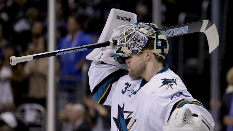 Antti Niemi seeks series win, restored faith from his coach wit…