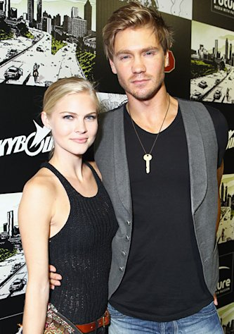 "Chad Michael Murray: My Fiancee Kenzie Dalton ""Is My Best Friend"""