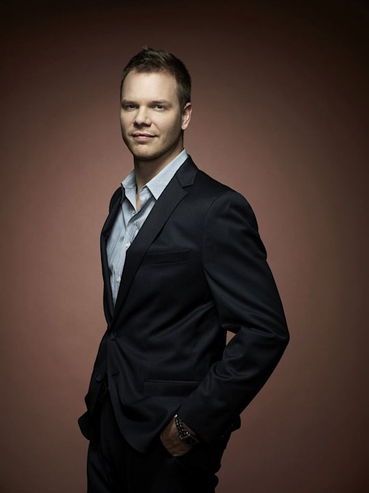 "Jim Parrack stars as Hoyt Fortenberry in ""True Blood."""