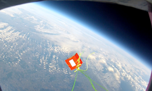 How To Retrieve Valuable Equipment Use A GPS Tracker image Ninja Tracker Balloon 600x358