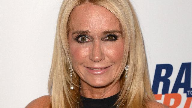 Kim Richards Reportedly Checks Into Rehab