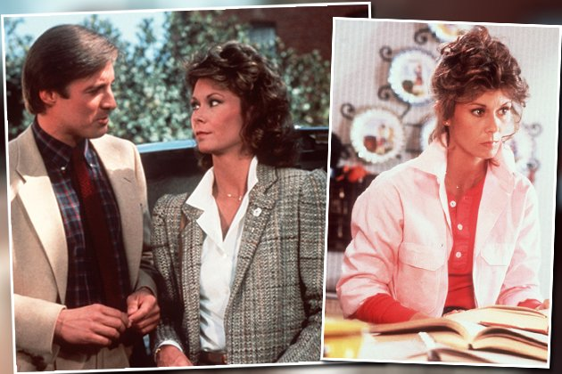 Von der Hausfrau zur Geheimagentin: Kate Jackson und Bruce Boxleitner in &amp;#34;Agentin mit Herz&amp;#34; (Bilder: ddp images)