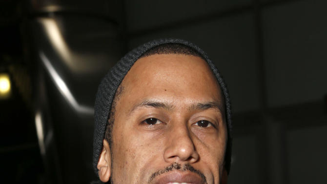 "Affion Crockett attend the premiere of ""A Haunted House"" at the Arclight Hollywood on Thursday, Jan. 3, 2013, in Los Angeles. (Photo by Todd Williamson/Invision/AP)"