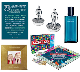 The gurgle Father's Day gift guide 2012