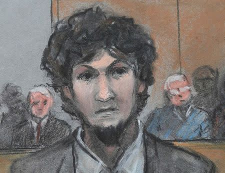 Boston bomber to face victims when he receives death sentence