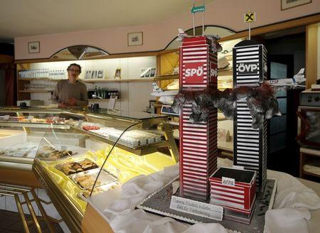 Austrian baker causes stir with 'tasteless' 9/11 cake
