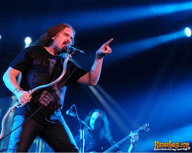 Konser Dream Theater