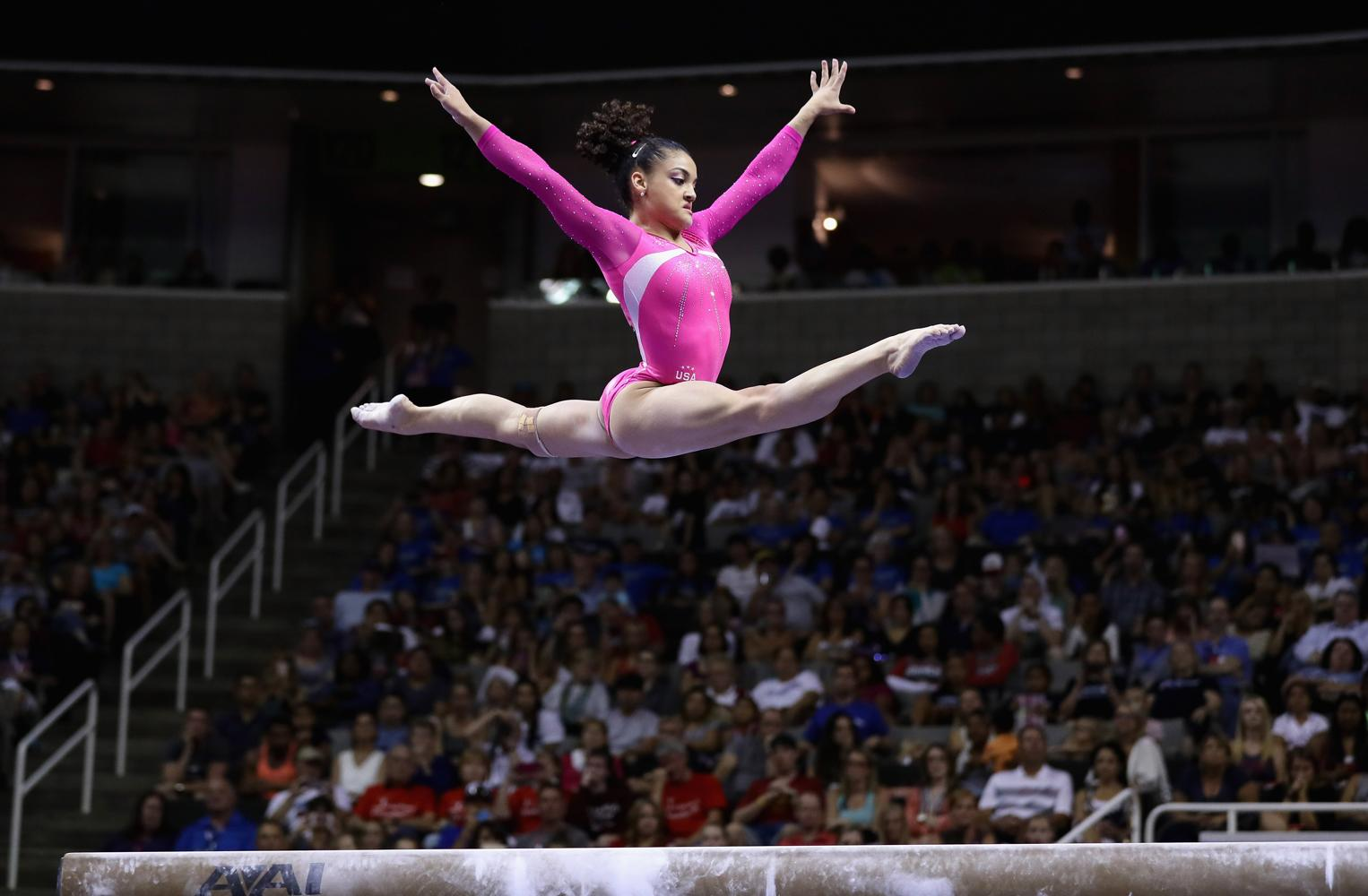 Meet Team USA gymnast Laurie Hernandez
