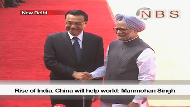 Rise of India, China will help world: Manmohan Singh