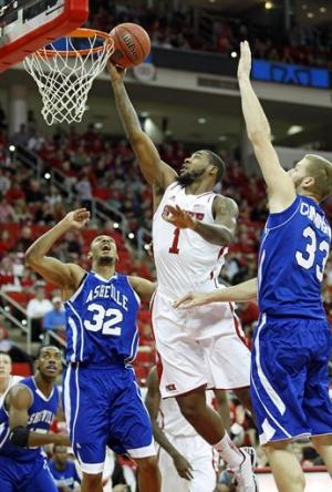 No. 16 NC State edges UNC Asheville 82-80