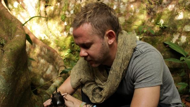 Dominic Monaghan films 'Wild Things with Dominic Monaghan' for BBC America -- BBC America