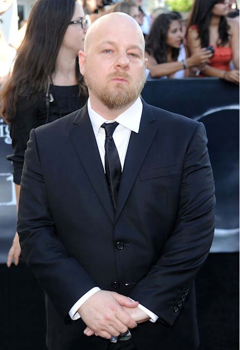 The Twilight Saga Eclipse LA premiere 2010 David Slade