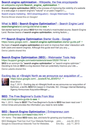 4 SEO Things Everybody Should Be Doing But Nobody Is image google authorship16