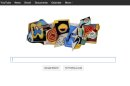 The home page of search giant Google features a doodle inspired by Spanish painter and sculptor Juan Gris.