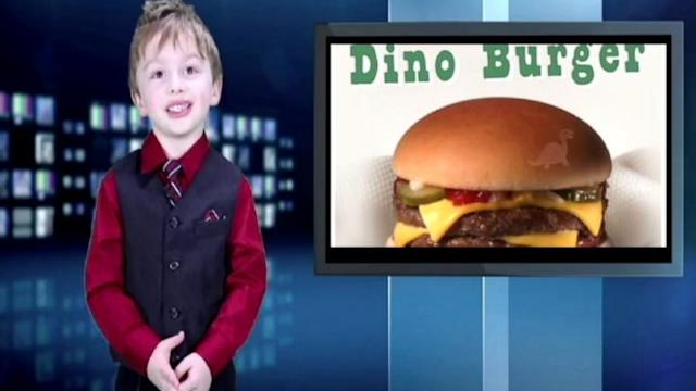 Boy, 4, Delivers Adorable Newscast