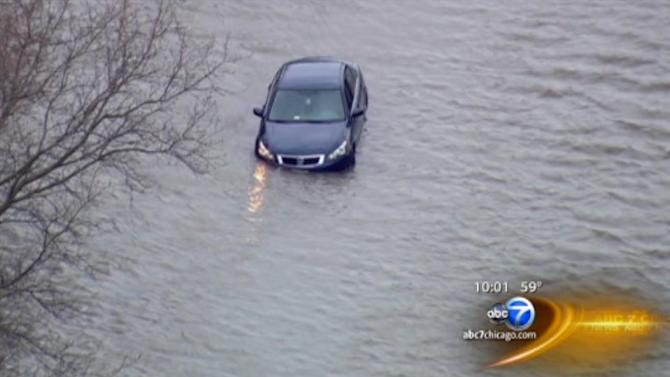 Exclusive: Dramatic 911 flooding calls released