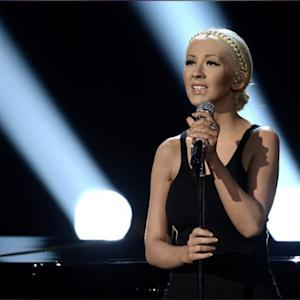 Christina Aguilera's American Music Awards Makeover: What A Difference A Year Makes!