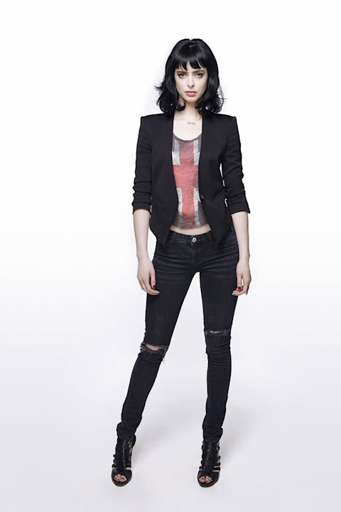 "Krysten Ritter stars as Chloe in ""Apartment 23."""