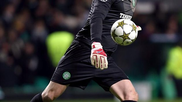 Fraser Forster insists Celtic will maintain to give 100%