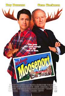 Poster of Welcome to Mooseport