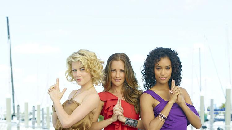"The cast of ""Charlie's Angels."""