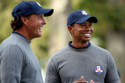 Tiger Woods, Phil Mickelson don't 'deserve' to be Ryder Cup captains, says Brandel Chamblee