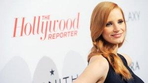 Jessica Chastain Joins Emma Stone in Guillermo del Toro's 'Crimson Peak'