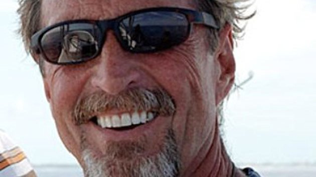 Belize Official Denies McAfee&#39;s New Tale (ABC News)