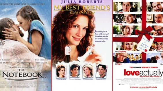 Top 10 Movies Singles Should Avoid On Valentine's Day --
