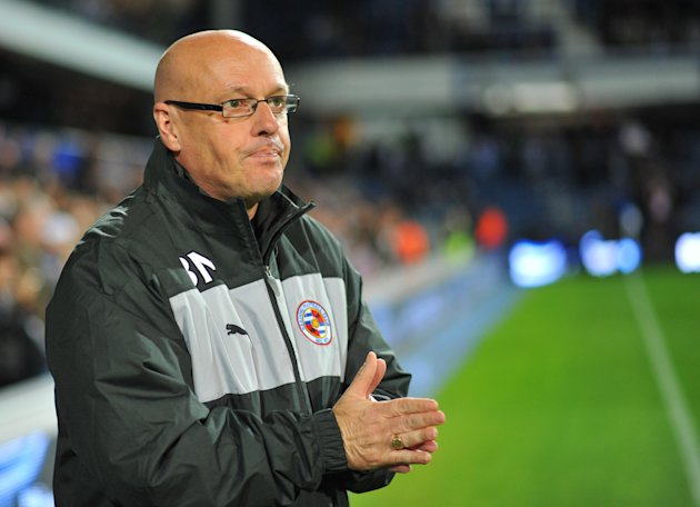 Brian McDermott has yet to see his Reading side win the Premier League this season