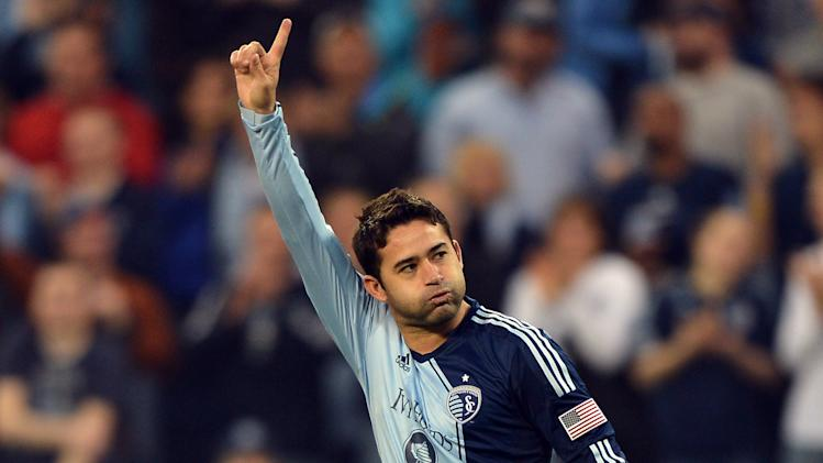 MLS: Montreal at Sporting KC