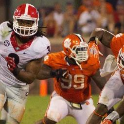 Will Georgia's Weakness Be Revealed Against Clemson?