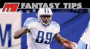 Fantasy TE Tips: Cook might be ready to break out