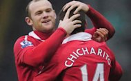 Rooney dan Chicharito Saling Puji