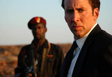 Nicolas Cage in Lions Gate Films' Lord of War