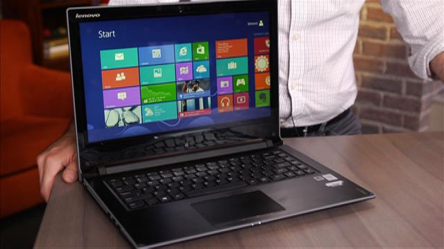 An inexpensive IdeaPad that's not quite a Yoga
