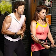 Hrithik Roshan Gifts Fitness To His Mum On Mother's Day