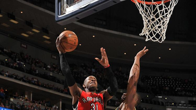 Raptors end drought in Denver, beat Nuggets 100-90