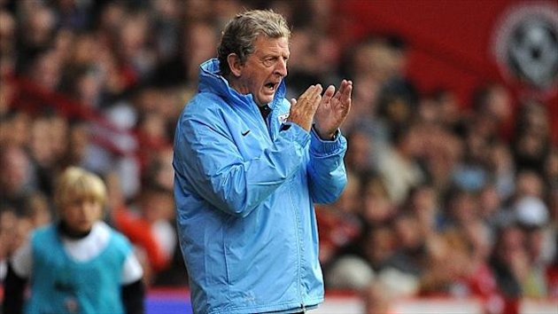 Roy Hodgson will continue to keep an eye on England's talented youngsters