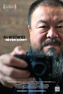 Poster of Ai Weiwei: Never Sorry