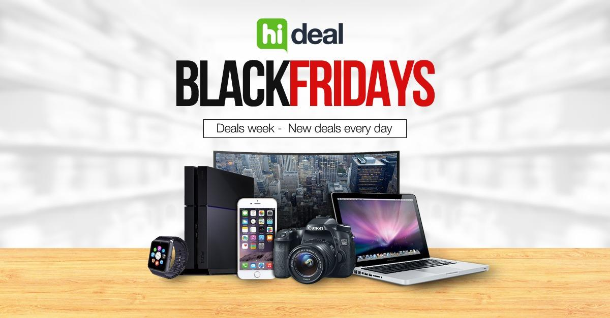Black Friday Deals 2015 - Hideal.net