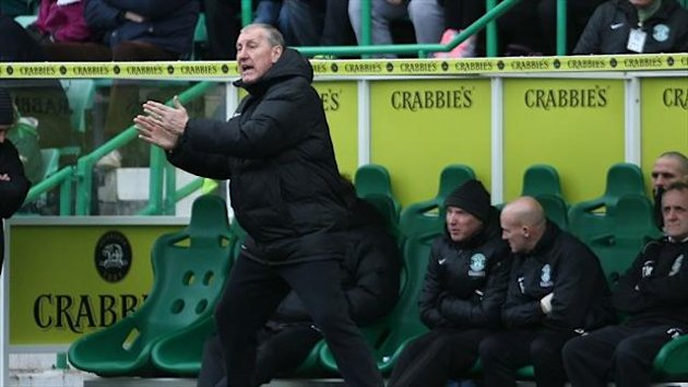 Terry Butcher's side have been knocked out of the Scottish Cup