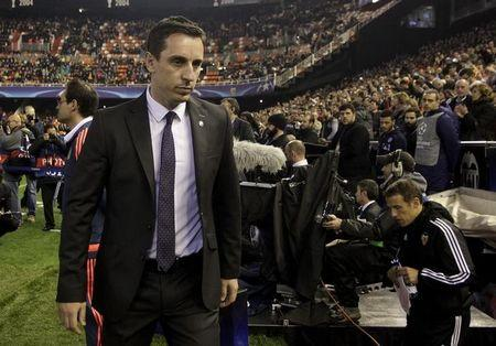 Gary Neville's souring story at Valencia points to young managers' quandary