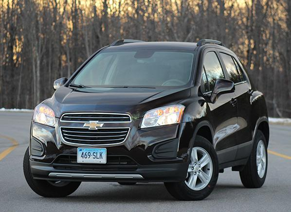 2015 Chevrolet Trax sport-cute comes up short