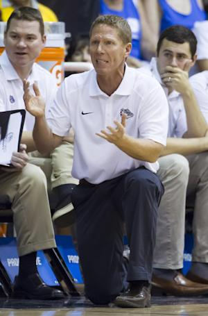 Bell Jr, Gonzaga beat Coppin State 86-51