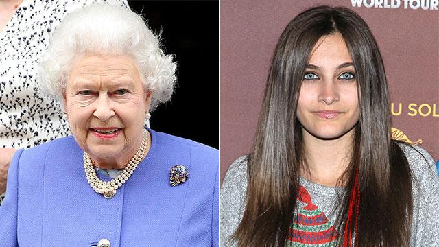 Buzzmakers: The Queen's Jubilee & Paris Jackson