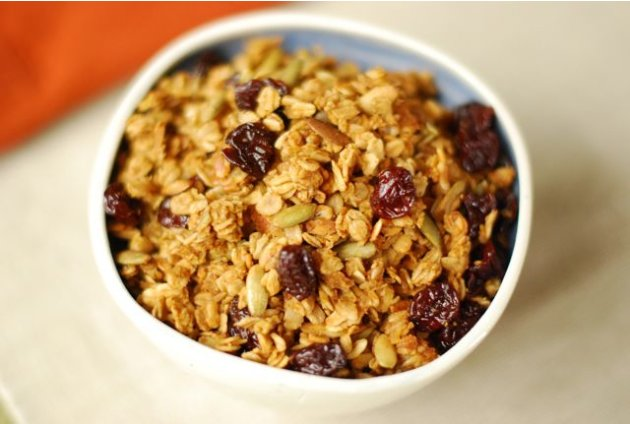 Pumpkin Granola