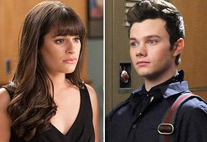 Lea Michele, Chris Colfer | Photo Credits: Adam Rose/Fox; Adam Rose/Fox