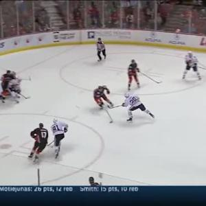 Frederik Andersen Save on Brandon Saad (16:15/1st)